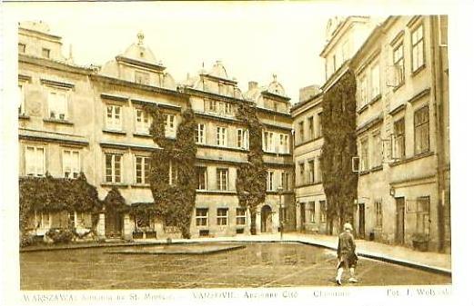 Warszawa v.1926 Ancienne Cite (20917)