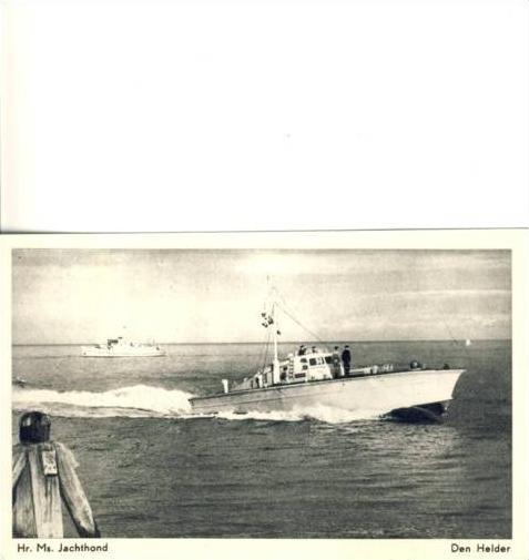 Den Helder v.1957 Hr.Ms.Jachthond (35024)