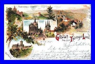 G. a. Thür. Land v.1901 siehe beschr (255)