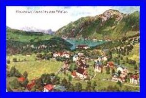 Morschach .v.1914 Dorfansicht (413)
