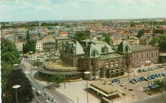 Arnhem v.1959 Musis Sacrum (18743)