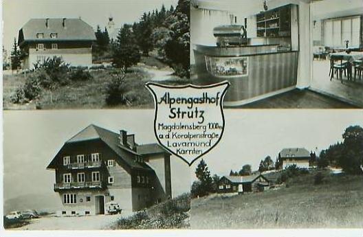 Lavamünd v.1958 Alpengasthof (18771)