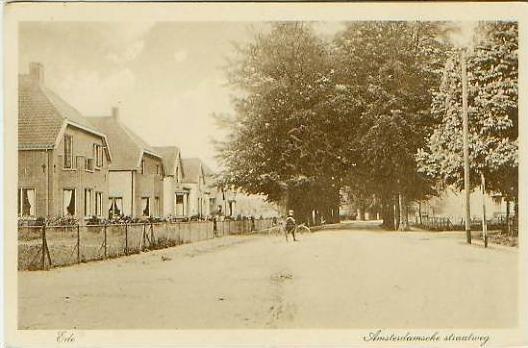 Ede v.1925 Amsterdamsche Straatweg (19988)