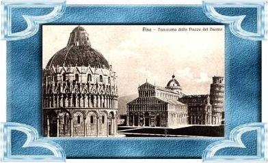 Pisa v.1916 Piazza del Duomo (9823)