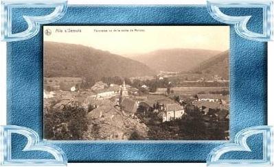 Alle`s Semois v.1917 Dorfansicht (9836)
