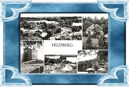 Feldberg v.1973 5 Ansichten (10523)