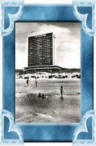 Zandvoort v.1966 Bouwes Palace.(10528)