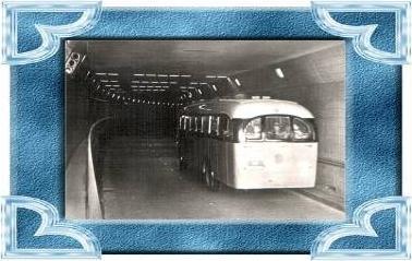 Rotterdam v.1964 Autotunnel .(10537)