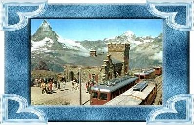Zermatt v.1963 Station (10599-040)