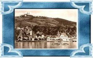 Marbach v. 1926  Teil-Stadt-Ansicht  (10629)