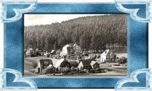 Masserberg v.1968 Teil-Dorf-Ansicht (10648)