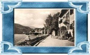 Millstatt am See v. 1929  See - Villa  (10677)