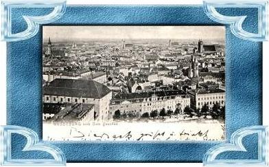 Magdeburg v. 1906  Teil-Stadt-Ansicht  (10699-06 )