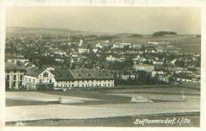 Seifhennersdorf v. 1927 Teil-Dorf-Ansicht (24917)