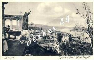 Budapest v. 1935Kilatas a Szent Gellert hegyröl( 26512)