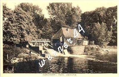 Nordhorn v. 1934 Die Oelmühle ( 33003 )