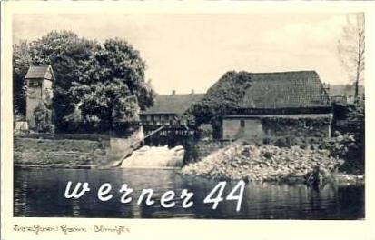 Nordhorn v. 1942 Die Oelmühle (33116)