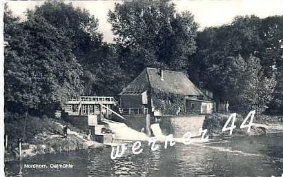 Nordhorn v. 1961 Die Oelmühle (33163)