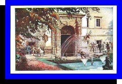 Hellbrunn v.1934 Wasserspiel (724)