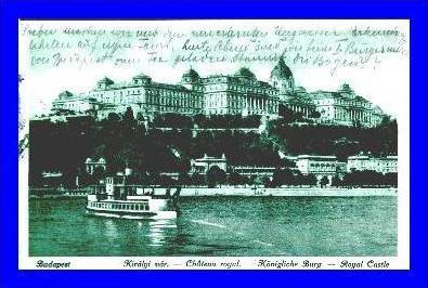 Budapest v.1925 Schiff,Stadt usw.(1226)