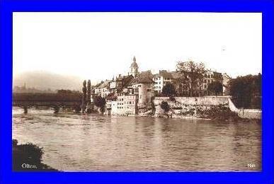 Olten v.1928 Teil-Stadt-Ansicht (1364)