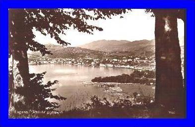Lugano v.1928 Veduta generale (1378)