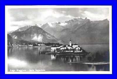 Lago Maggiore v.1936 Isola Superiore (1417)