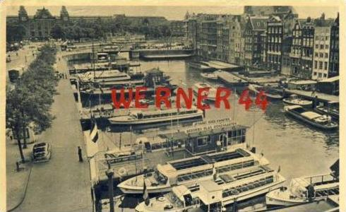 Amsterdam 1939 Reederij Plas (2970)