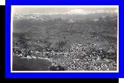 Vue prise du Mte. Bre v.1928 Stadt (3769)