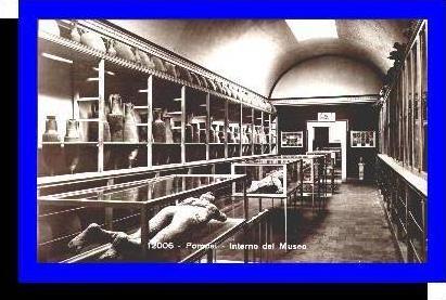 Pompei v.1924 Intero del Museo (3773)