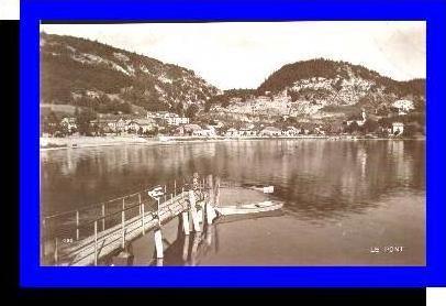 Le Pont v.1927 Dorfansicht (3986)