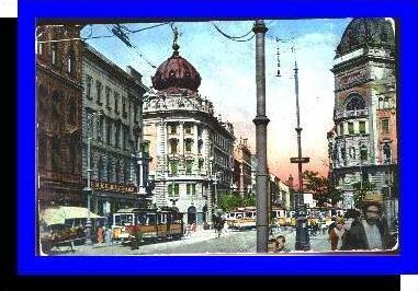 Budapest v.1924 Rikoczy Strasse (6388)