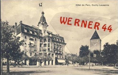 Ouchy-Lausanne v. 1908 Hotel du Parc  (27436)