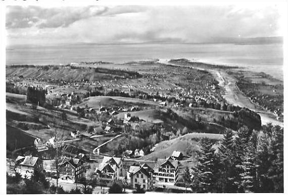 Walzenhausen v. 1958 Hotel--Frohe Aussicht (22956)