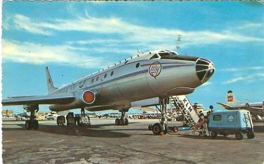 Amsterdam v. 1963 Flugzeug Illy (23096)