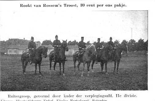Rotterdam v. 1912 Reitergruppe (23099)