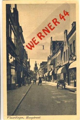 Vlaardingen v. 1948  Hoogstraat  (23779)