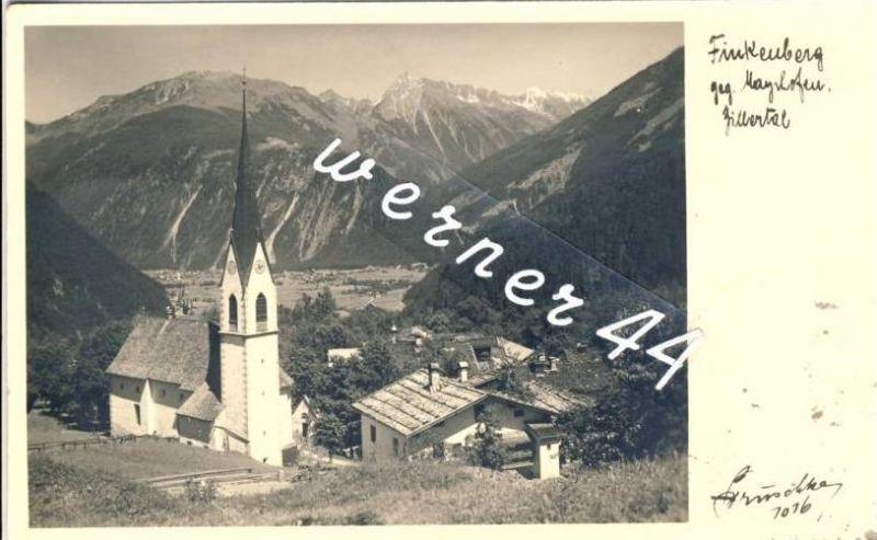Finkenberg v. 1941  Dorfansicht -- siehe Foto !!  (32870)