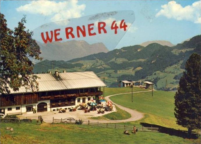 Reith v. 1968  BerggasthausNisslhof -- siehe Foto !!   (32213)