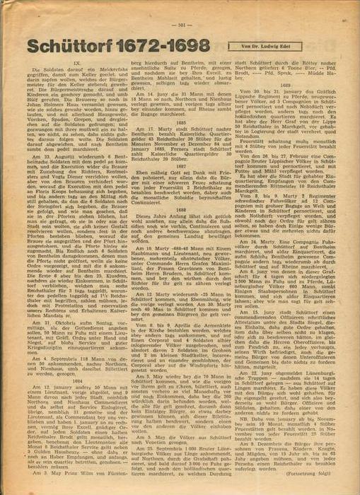 Der Grafschafter , Folge 181, März 1968  --  siehe Foto !!   (0) 1