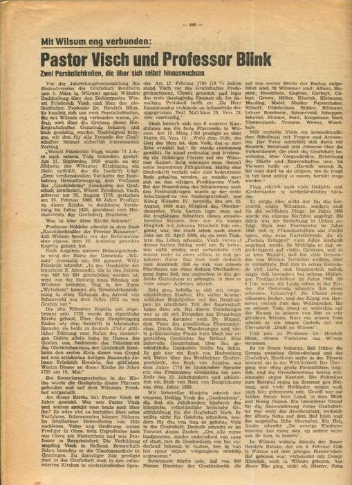 Der Grafschafter , Folge 181, März 1968  --  siehe Foto !!   (0) 3