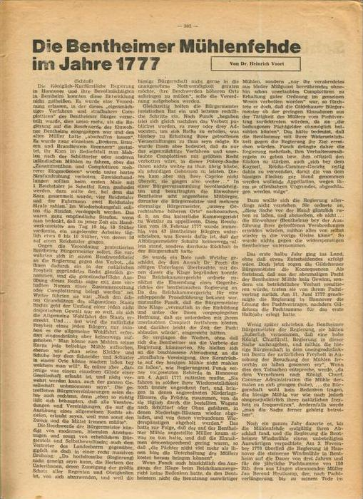 Der Grafschafter , Folge 181, März 1968  --  siehe Foto !!   (0) 4