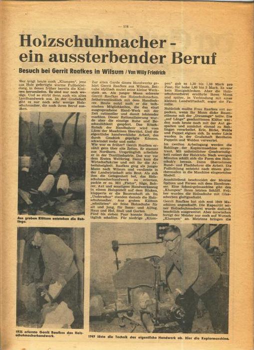 Der Grafschafter , Folge 191, Januar 1969  --  siehe Foto !!   (0) 1