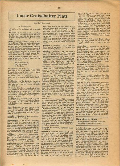 Der Grafschafter , Folge 191, Januar 1969  --  siehe Foto !!   (0) 4