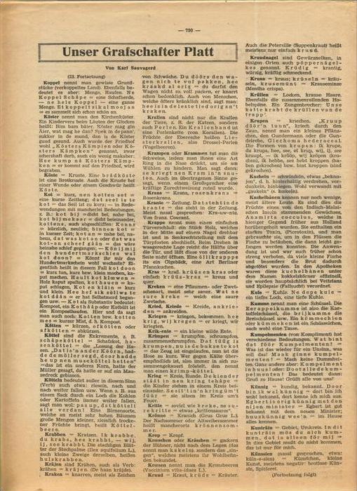 Der Grafschafter , Folge 211, Oktober 1970  --  siehe Foto !!   (0) 2