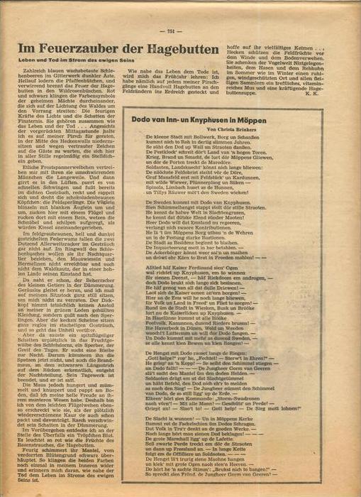 Der Grafschafter , Folge 211, Oktober 1970  --  siehe Foto !!   (0) 5