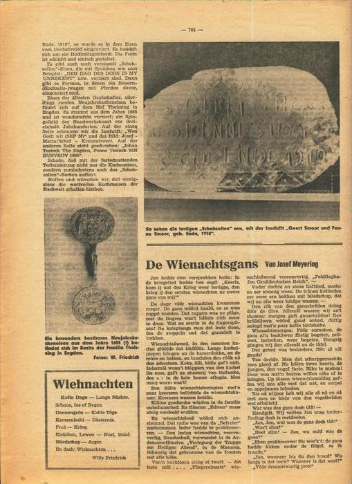 Der Grafschafter , Folge 212, Dezember 1970  --  siehe Foto !!   (0) 2