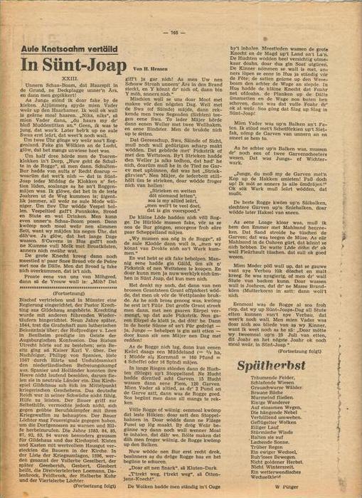 Der Grafschafter , Folge 212, Dezember 1970  --  siehe Foto !!   (0) 5