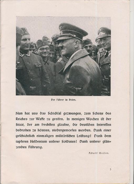 Rundbrief für Kindergärtnerinnen v. 1939   Heft 4  - siehe Foto !!  (ohne) 2