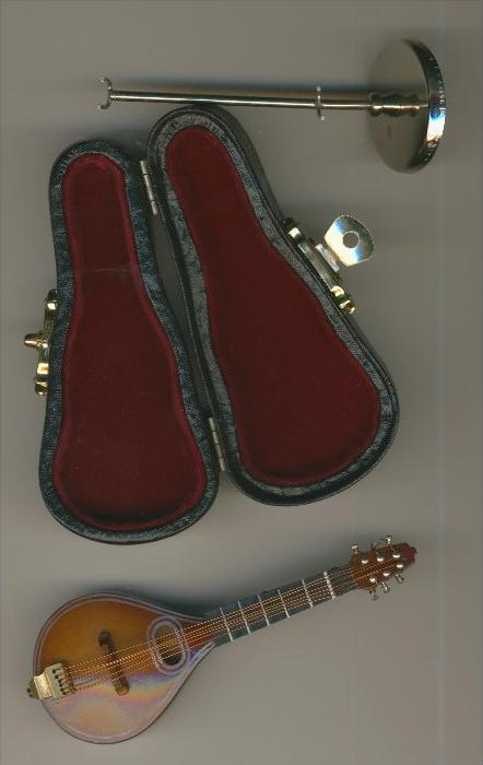 Miniaturen-Musikinstrumente v. 1988
